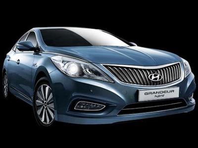 Гибридный Hyundai Grandeur