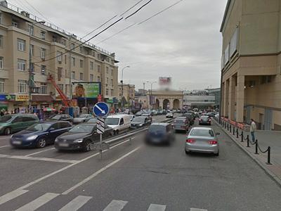 Курского вокзала в Москве