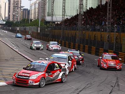 Этап чемпионата WTCC в Макао