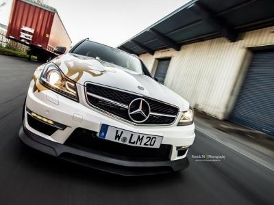 Mercedes-Benz C63 AMG Estate от Loewenstein Manufaktur