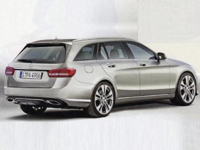 Универсал Mercedes-Benz C-Класса
