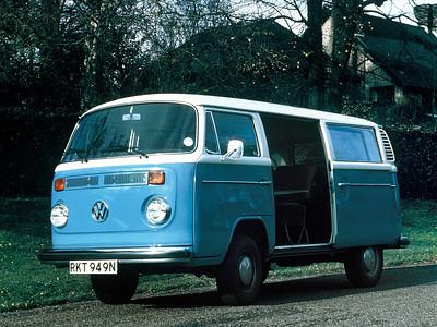 Минивэн Volkswagen T2