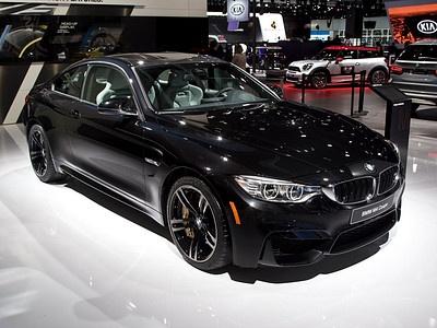 Новая BMW M4 на детройтском моторшоу