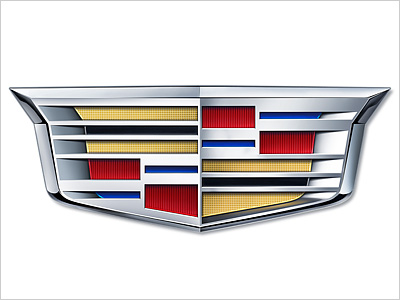 Новый логотип «Кадиллака»