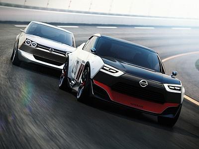 Концепт-кары Nissan IDx серии