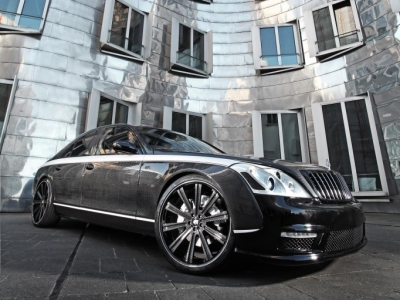 Maybach 57S от Night Luxury