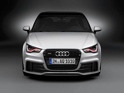 Концепт-кар Audi S1