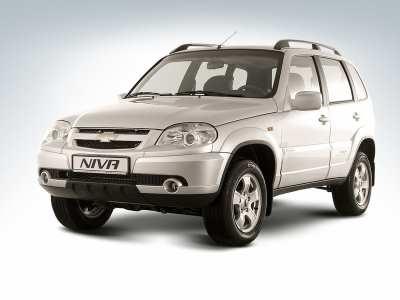 Chevrolet Niva текущего поколения