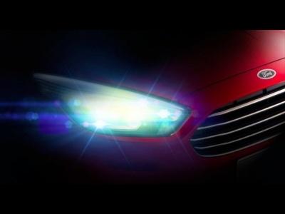 Тизер нового концепта Ford