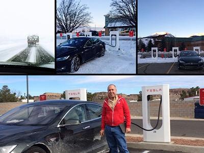 Фотографии, сделанные Джо и Джилл во время поездки.