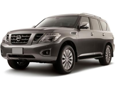 Обновленный Nissan Patrol