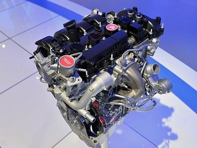 2,3-литровый двигатель EcoBoost