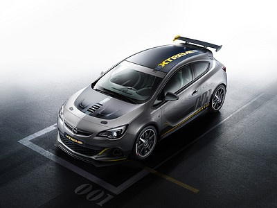 Opel Astra OPC Extreme