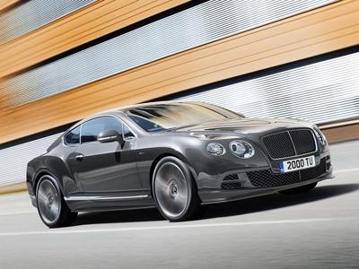 Bentley Continental Flying Spur с V8