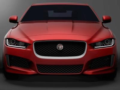 Тизер Jaguar XE