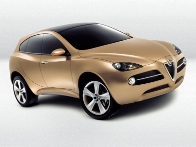 Концепт Alfa Romeo Kamal