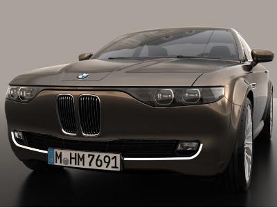 BMW CS Vintage