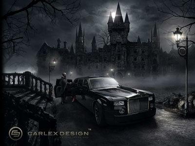 Rolls-Royce Phantom Abyss