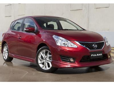 Nissan Pulsar (Tiida)