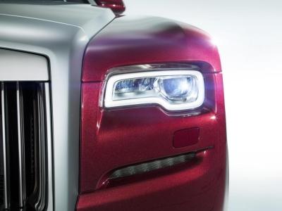 Rolls-Royce Ghost Series II.