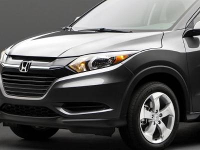Honda HR-V 2015 модельного года