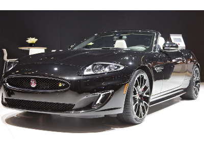 Jaguar XKR Final Fifty Edition