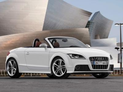 Audi TTS родстер