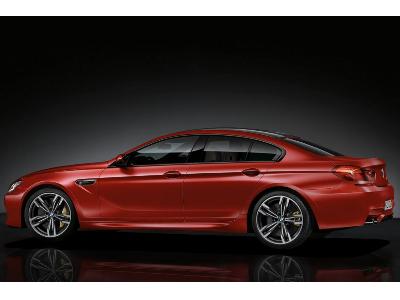 BMW M6 Gran Coupe с пакетом BMW Individual