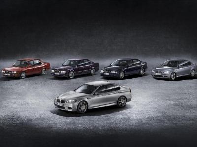 BMW M5 «30Jahre M5»
