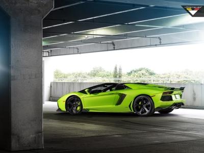 Lamborghini Aventador-V Roadster от Vorsteiner