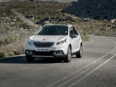 Peugeot 2008 текущего поколения