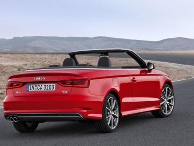 Audi A3 Cabrio 1.4 TFSI ultra