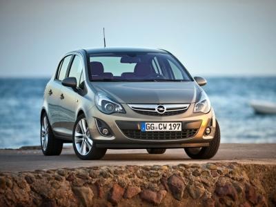 Opel Corsa 5-дв