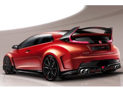 Концепт Honda Civic Type R