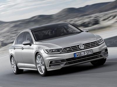 Volkswagen Passat нового поколения