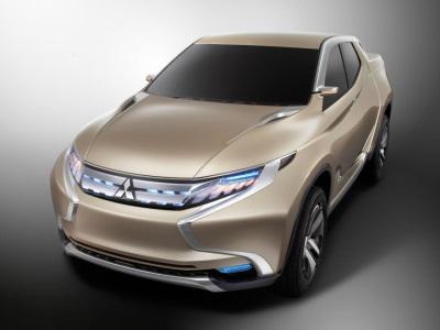 Концепт Mitsubishi GR-HEV