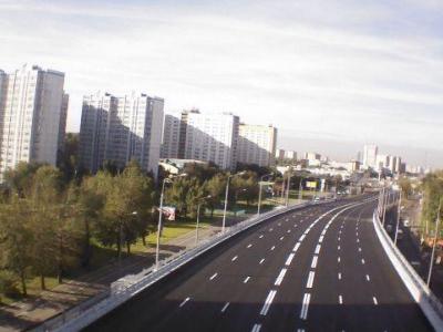 Схема движения по Ярославскому