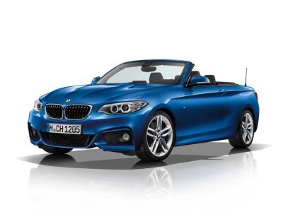 BMW 2-Series Convertible M Sport