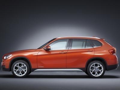 BMW X1 нынешнего поколения