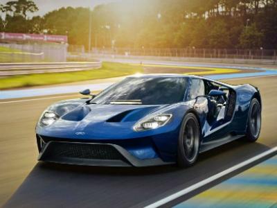 Форд  GTдо 2020г  планируется выпускать поодному экземпляру вдень