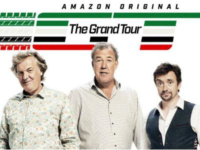 Новое шоу экс-ведущих Top Gear прорекламировали с помощью Toyota Prius