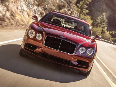 Новые Bentley Flying Spur V8 S добрались до российских владельцев