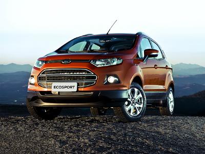Форд Sollers отозвал неменее тысячи EcoSport из-за неисправности