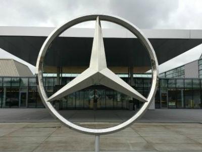 Benz планирует собирать электрокары вКитайской народной республике