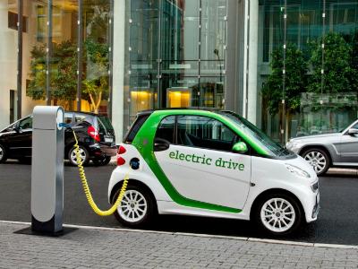 В РФ продажи электромобилей кконцу осени возросли на29%