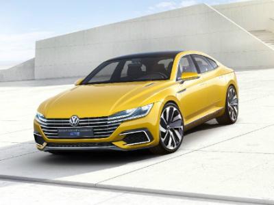 VW желает выпустить очень стильный универсал Arteon