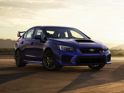 Детройт 2017: Subaru обновила модели WRX и WRX STI