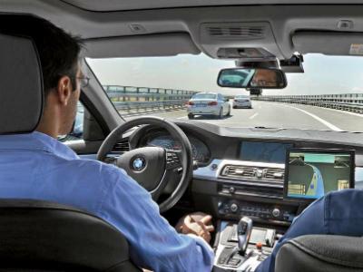 BMW до конца года начнет тесты автомобилей с автопилотом