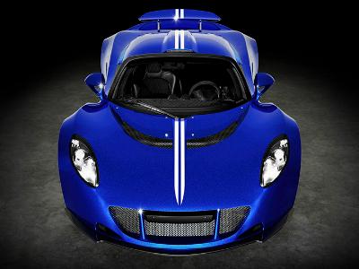 Hennessey завершили производство быстрейших вмире авто