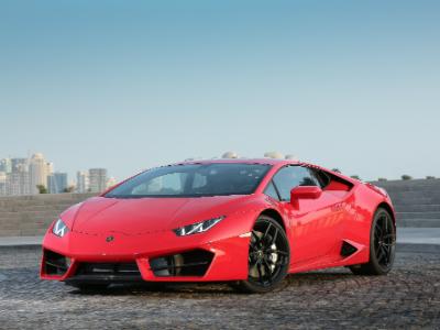 Lamborghini может выпустить компактный спорткар